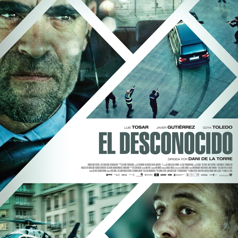 Trailer El desconocido