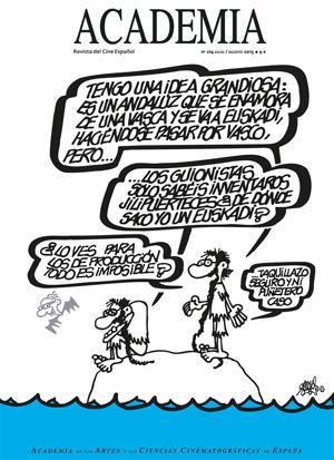 La Comedia Española, Protagonista De La Revista ACADEMIA