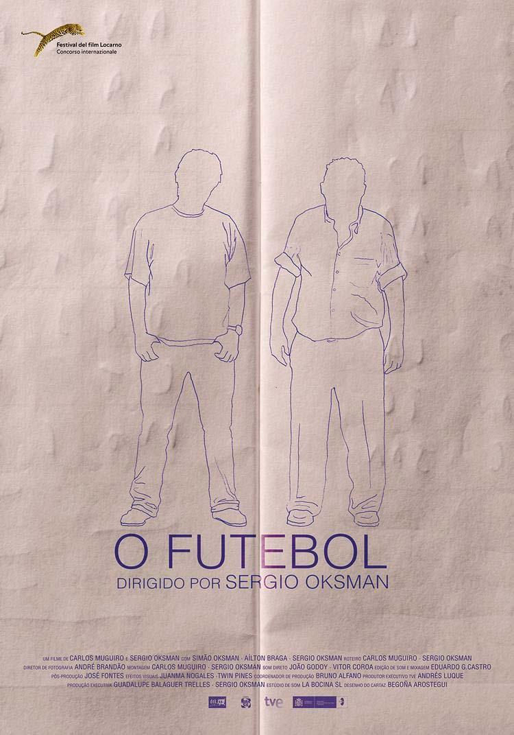 """Hoy Se Estrena """"O FUTEBOL"""""""