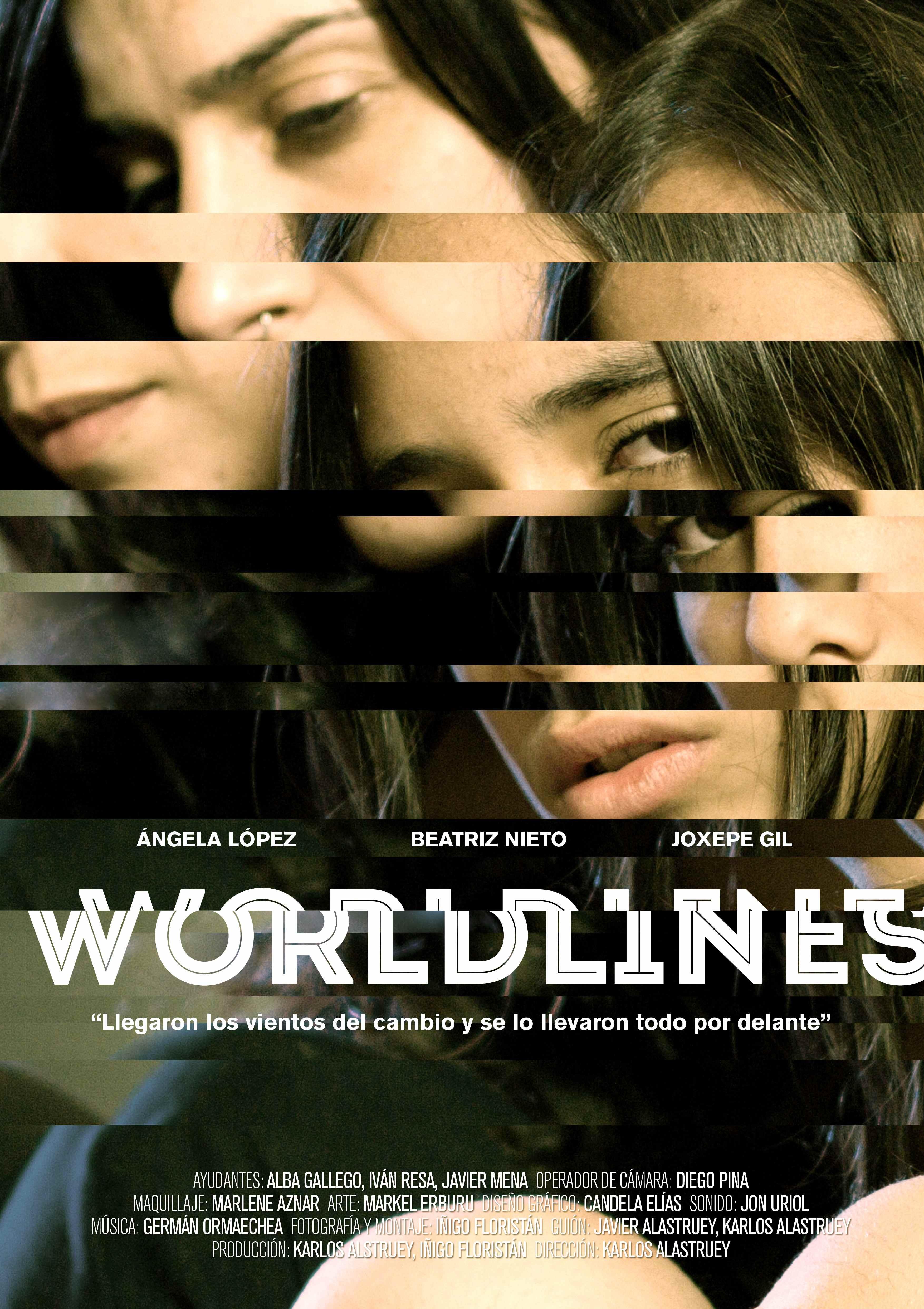 """El Cortometraje """"Worldlines"""" Tendrá Su Estreno Mundial En Los Ángeles"""