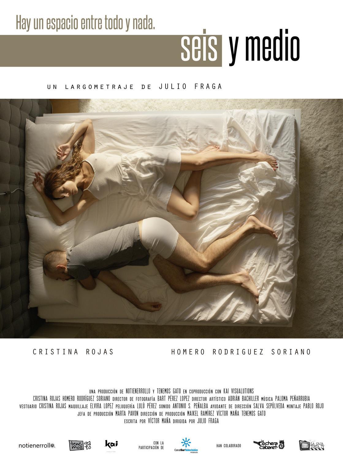 """Nuestro Socio Julio Fraga Estrena La Película """"Seis Y Medio"""""""