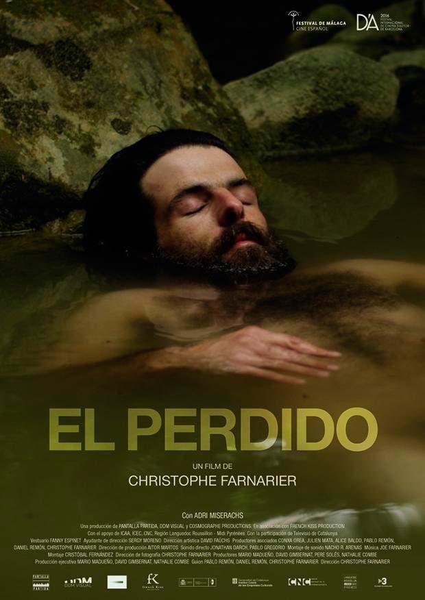 """Hoy Se Estrena """"El Perdido"""", Coescrita Por Nuestro Socio Daniel Remón"""