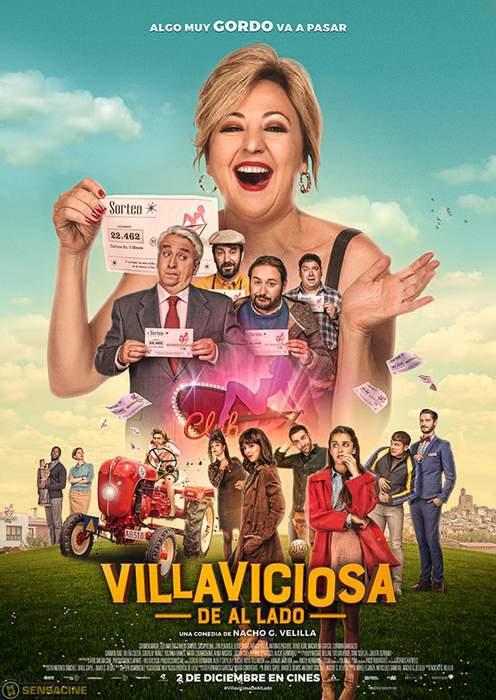 """Desde Hoy En Cines """"Villaviciosa De Al Lado"""", Coescrita Por Nuestro Socio Oriol Capel"""
