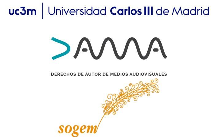 Jornada Máster En Cine Y Televisión UC3M/DAMA, Con La Participación De SOGEM