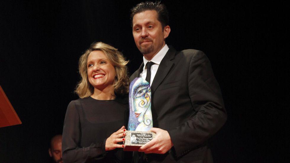 Teresa Fernández – Valdés Y Ramón Campos, En El Festival Série Series De Fontainebleau
