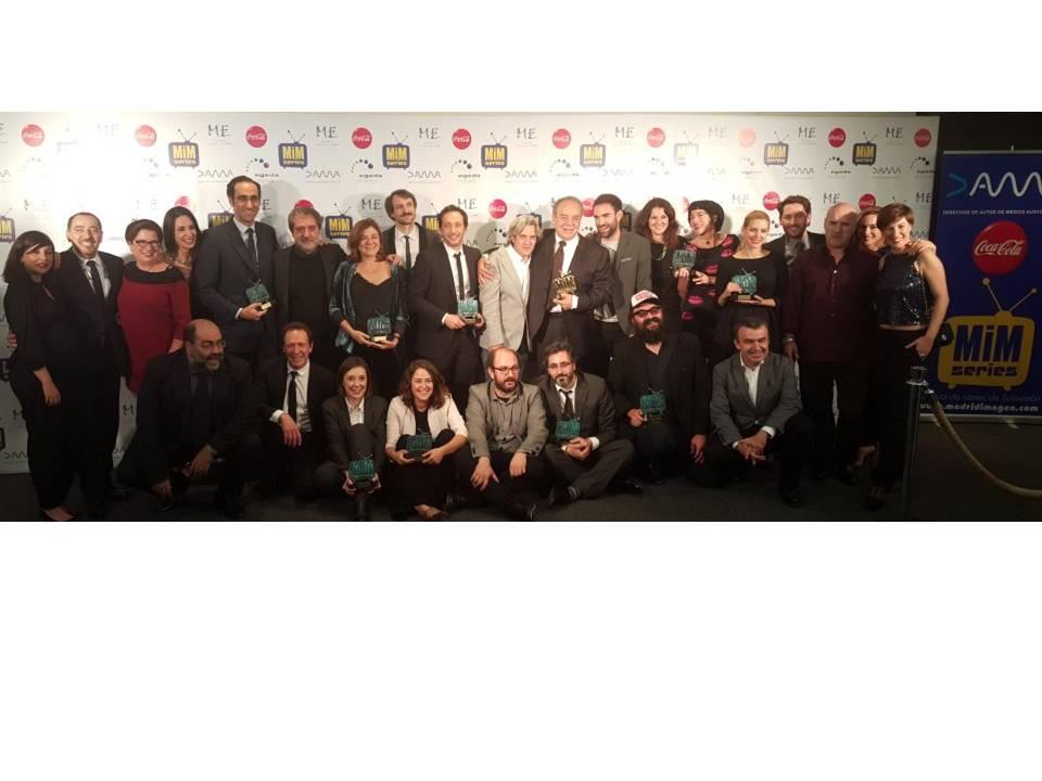 El MiM Series Entrega Sus Premios