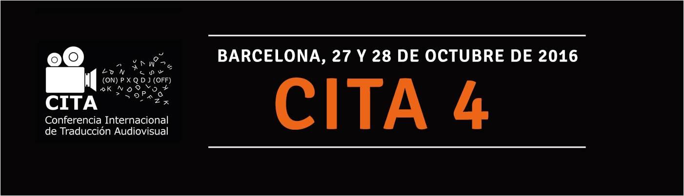 CITA4 Ya Tiene Fecha Y Lugar De Celebración