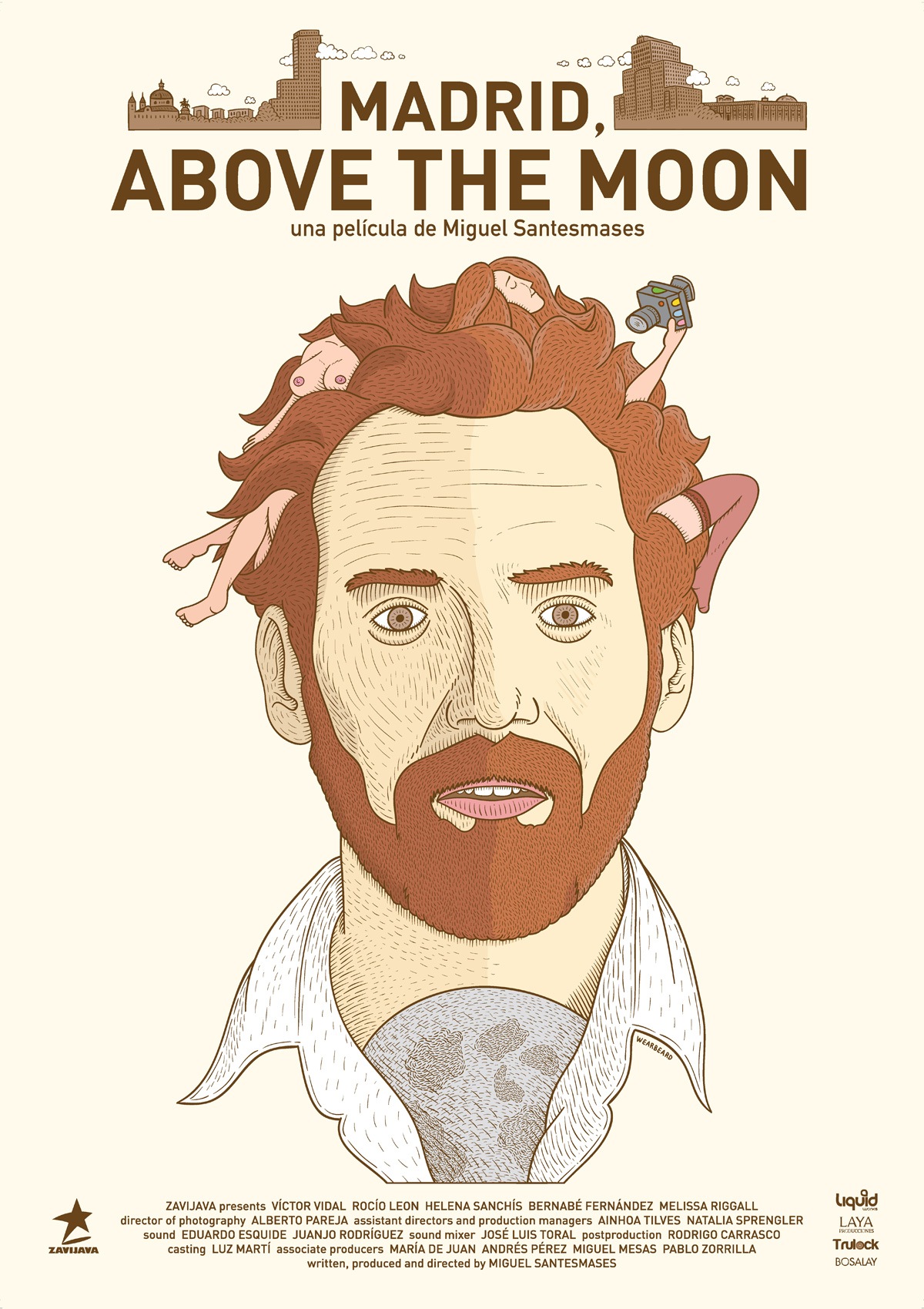 "Hoy Se Estrena ""Madrid, Above The Moon"""