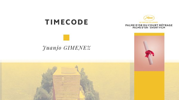 """Palma De Oro Para """"TIMECODE"""", De Nuestro Socio Juanjo Giménez"""