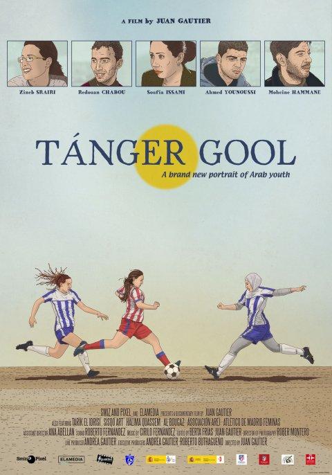 """""""Tánger Gool"""", Hoy En Cineteca"""