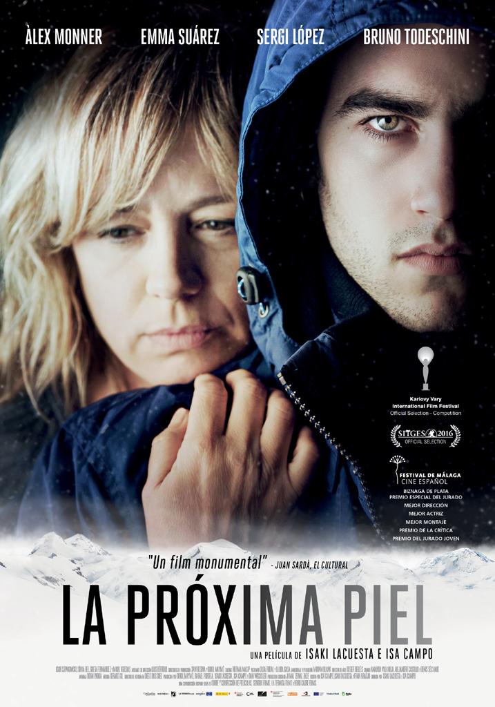"""Hoy Llega A Los Cines """"La Próxima Piel"""""""