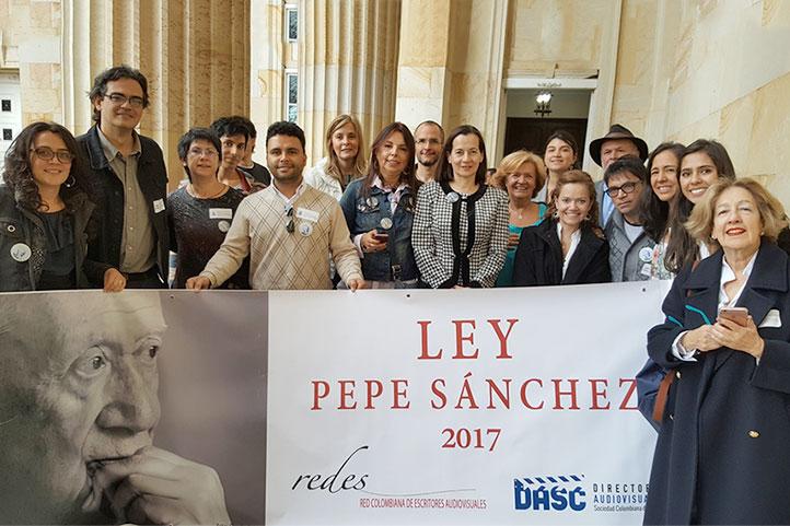 Los Autores Audiovisuales Colombianos Logran Que Se Les Reconozca El Derecho De Remuneración Por Comunicación Pública