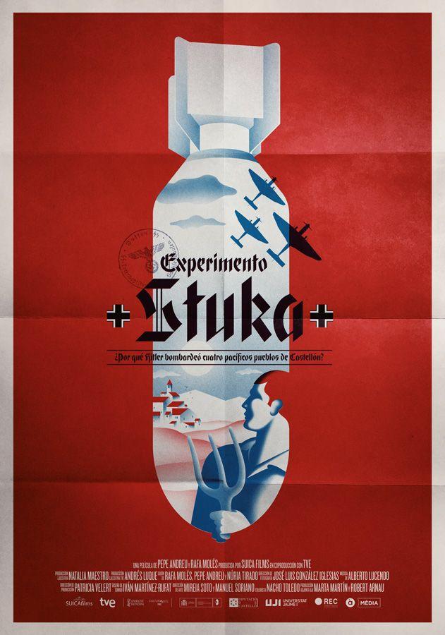 "Estreno En Madrid De ""Experimento Stuka"""