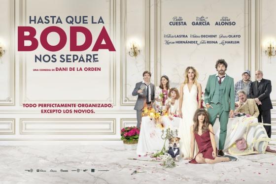 Hasta Que La Boda Nos Separe Desde Hoy En Los Cines Damautor